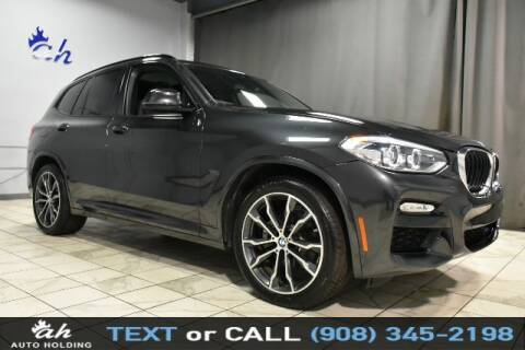 2019 BMW X3 for sale at AUTO HOLDING in Hillside NJ