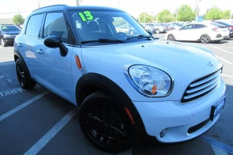 2013 MINI Countryman for sale at Choice Auto & Truck in Sacramento CA