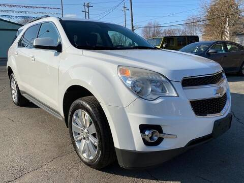 2012 Chevrolet Equinox for sale at CItywide Auto Credit in Oregon OH
