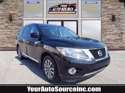 2014 Nissan Pathfinder for sale at Your Auto Source in York PA