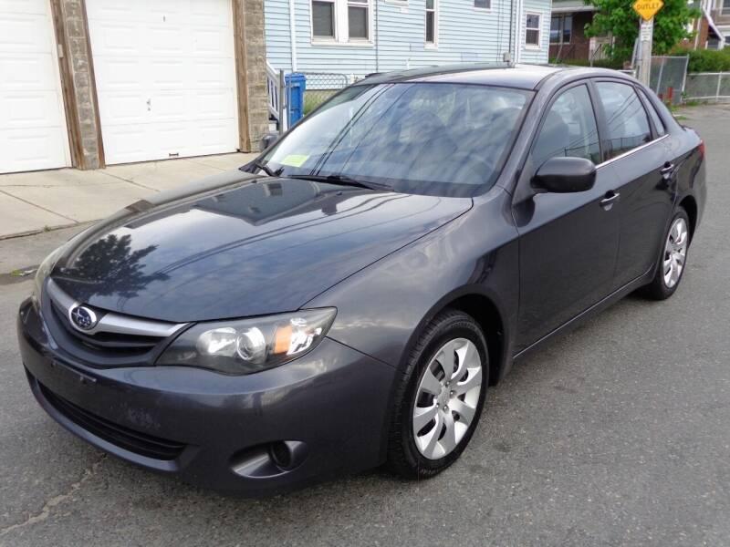 2010 Subaru Impreza for sale at Broadway Auto Sales in Somerville MA