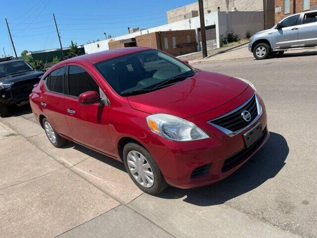 2014 Nissan Versa for sale at His Motorcar Company in Englewood CO