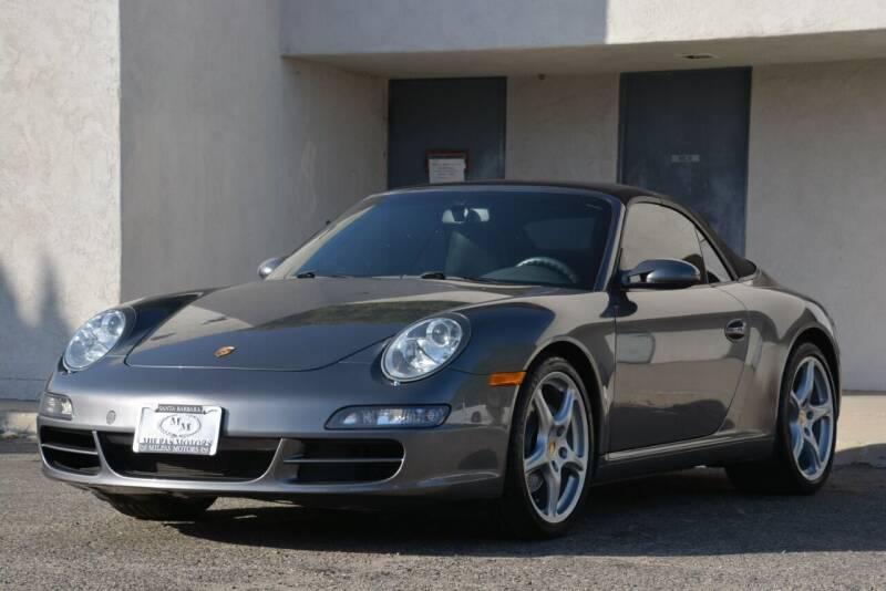 2008 Porsche 911 for sale at Milpas Motors in Santa Barbara CA