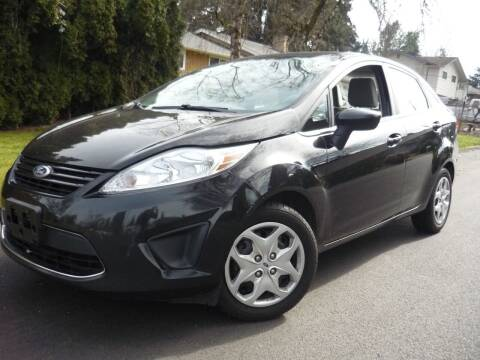 2011 Ford Fiesta for sale at Redline Auto Sales in Vancouver WA