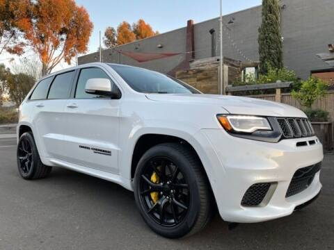2020 Jeep Grand Cherokee for sale at Veloce Motorsales in San Diego CA