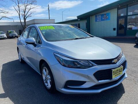 2017 Chevrolet Cruze for sale at TDI AUTO SALES in Boise ID