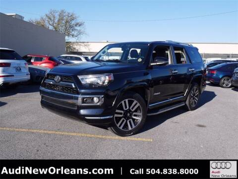 2016 Toyota 4Runner for sale at Metairie Preowned Superstore in Metairie LA