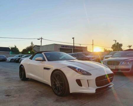 2014 Jaguar F-TYPE for sale at Fastrack Auto Inc in Rosemead CA