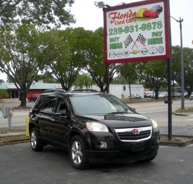 2008 Saturn Outlook for sale at FLORIDA USED CARS INC in Fort Myers FL