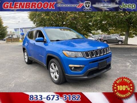 2017 Jeep Compass for sale at Glenbrook Dodge Chrysler Jeep Ram and Fiat in Fort Wayne IN