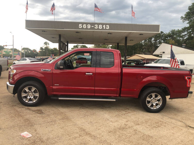 2015 Ford F-150 for sale at BOB SMITH AUTO SALES in Mineola TX