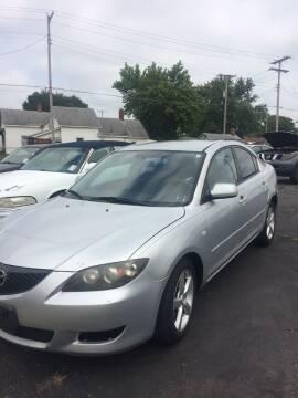 2004 Mazda MAZDA3 for sale at Mike Hunter Auto Sales in Terre Haute IN