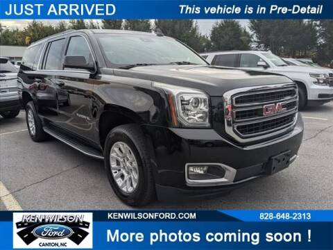2019 GMC Yukon XL for sale at Ken Wilson Ford in Canton NC