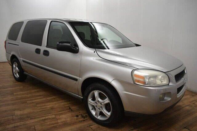 2007 Chevrolet Uplander for sale at Paris Motors Inc in Grand Rapids MI