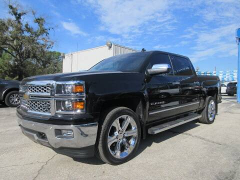 2014 Chevrolet Silverado 1500 for sale at Quality Investments in Tyler TX