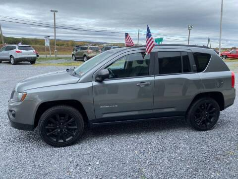 2012 Jeep Compass for sale at Tri-Star Motors Inc in Martinsburg WV