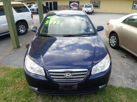 2008 Hyundai Elantra for sale at Credit Cars of NWA in Bentonville AR
