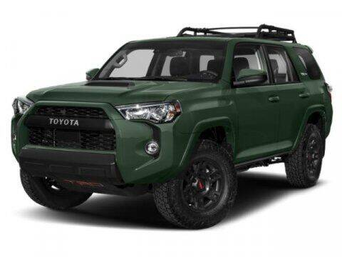 2021 Toyota 4Runner for sale at BIG STAR HYUNDAI in Houston TX