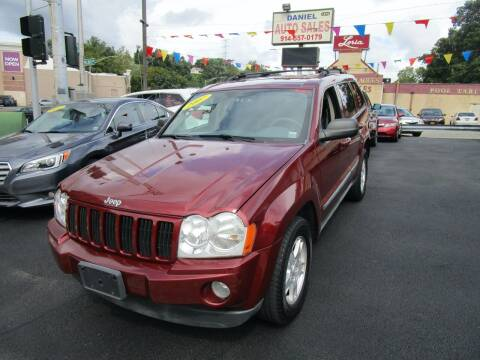 2007 Jeep Grand Cherokee for sale at Daniel Auto Sales in Yonkers NY