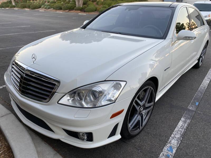 2008 Mercedes-Benz S-Class for sale at Cars4U in Escondido CA