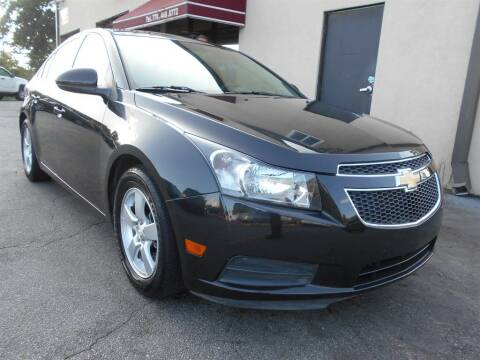 2014 Chevrolet Cruze for sale at AutoStar Norcross in Norcross GA