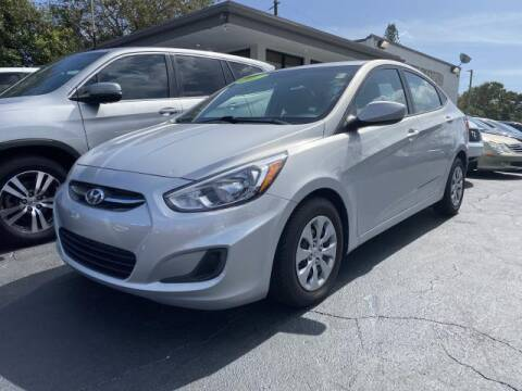2017 Hyundai Accent for sale at Mike Auto Sales in West Palm Beach FL
