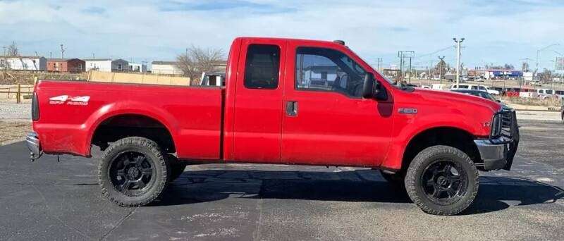 1999 Ford F-250 Super Duty for sale at BUZZZ MOTORS in Moore OK