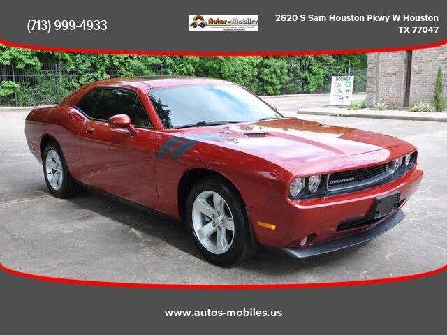 2010 Dodge Challenger for sale at AUTOS-MOBILES in Houston TX