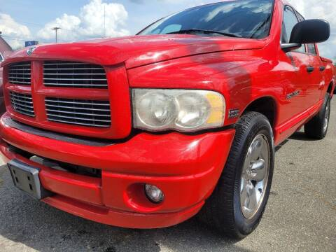 2005 Dodge Ram Pickup 1500 for sale at Ace Auto Brokers in Charlotte NC