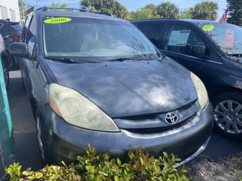 2006 Toyota Sienna for sale at Mike Auto Sales in West Palm Beach FL
