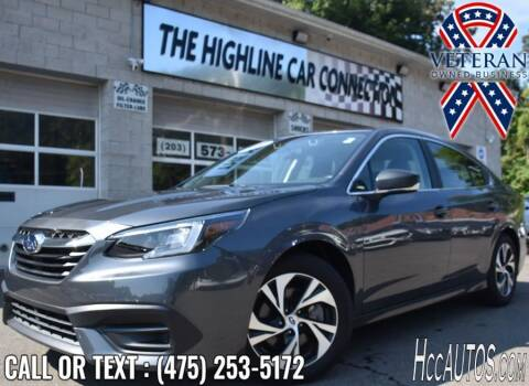 2020 Subaru Legacy for sale at The Highline Car Connection in Waterbury CT