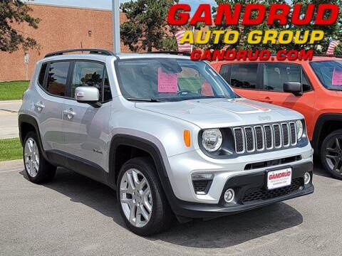 2021 Jeep Renegade for sale at Gandrud Dodge in Green Bay WI
