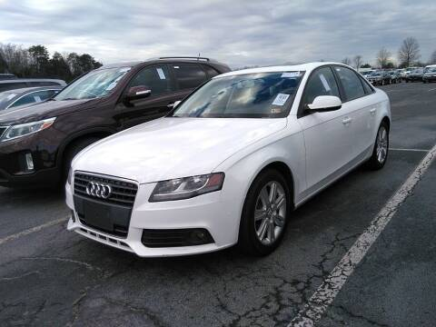 2011 Audi A4 for sale at Drive 1 Auto Sales in Wake Forest NC