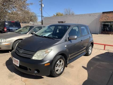 2004 Scion xA for sale at KD Motors in Lubbock TX