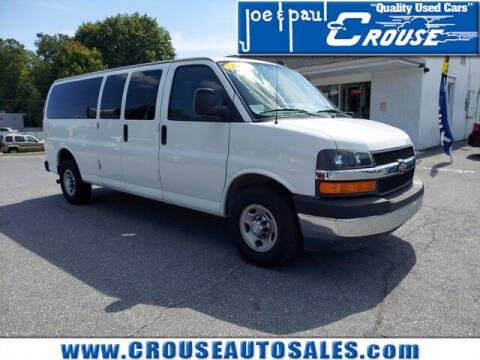2017 Chevrolet Express Passenger for sale at Joe and Paul Crouse Inc. in Columbia PA