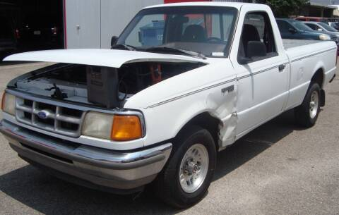 1994 Ford Ranger for sale at One Community Auto LLC in Albuquerque NM