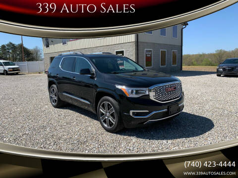 2018 GMC Acadia for sale at 339 Auto Sales in Belpre OH