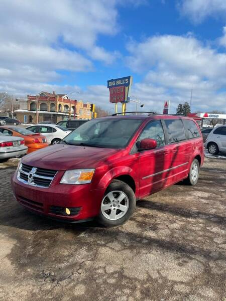 2010 Dodge Grand Caravan for sale at Big Bills in Milwaukee WI