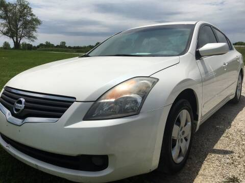 2008 Nissan Altima for sale at Nice Cars in Pleasant Hill MO