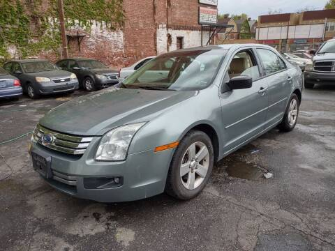 2006 Ford Fusion for sale at Brick City Affordable Cars in Newark NJ