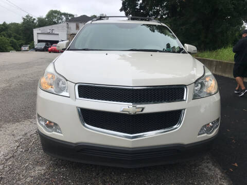 2011 Chevrolet Traverse for sale at Worldwide Auto Sales in Fall River MA