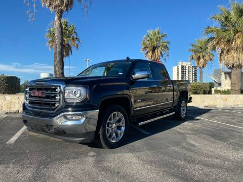 2018 GMC Sierra 1500 for sale at Motorcars Group Management - Bud Johnson Motor Co in San Antonio TX
