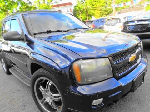 2007 Chevrolet TrailBlazer for sale at Yosh Motors in Newark NJ