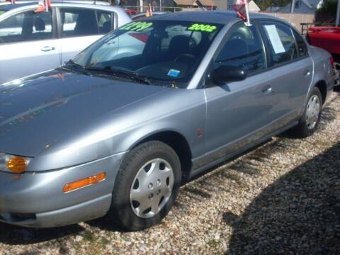 2002 Saturn S-Series for sale at Flag Motors in Islip Terrace NY