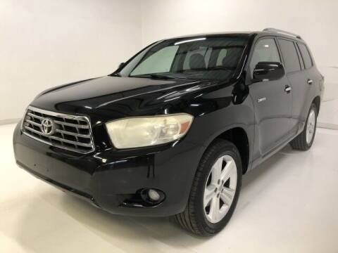 2008 Toyota Highlander for sale at AUTO HOUSE PHOENIX in Peoria AZ