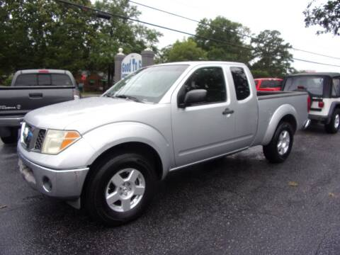 2007 Nissan Frontier for sale at Good To Go Auto Sales in Mcdonough GA