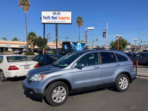2008 Honda CR-V for sale at Pacific West Imports in Los Angeles CA