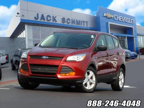 2015 Ford Escape for sale at Jack Schmitt Chevrolet Wood River in Wood River IL
