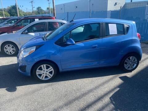2014 Chevrolet Spark for sale at Glen Burnie Auto Exchange in Glen Burnie MD