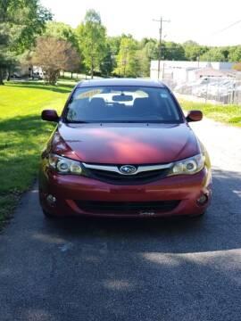 2010 Subaru Impreza for sale at Speed Auto Mall in Greensboro NC